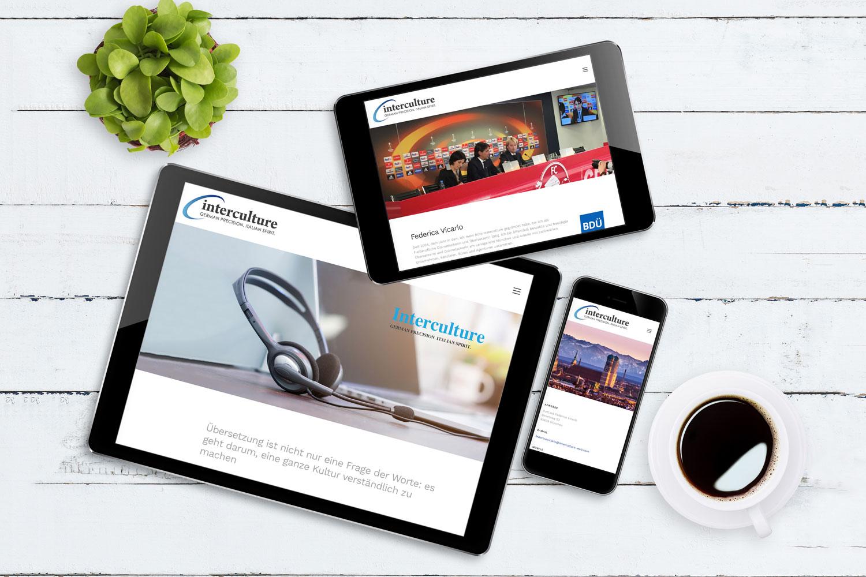Interculture-website-ipad-iphone